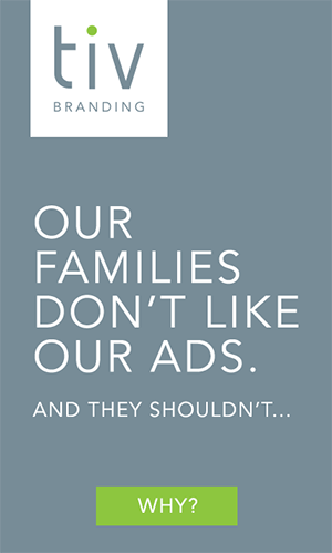 Our families don't like our ads, digital